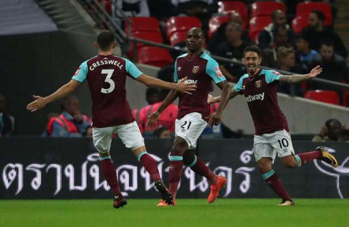 Tottenham 2 West Ham 3: Andre Ayew's Brace Saves Slaven Bilic's Job, As Hammers Stuns Spurs With Comeback Carabao Cup Win 1