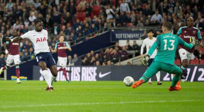 Tottenham 2 West Ham 3: Andre Ayew's Brace Saves Slaven Bilic's Job, As Hammers Stuns Spurs With Comeback Carabao Cup Win 3