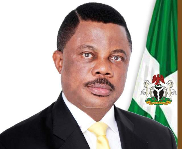 """Obiano Debunks Rumour Of Decamping To APC...Says """"I Wont Leave APGA For Any Party"""" 1"""