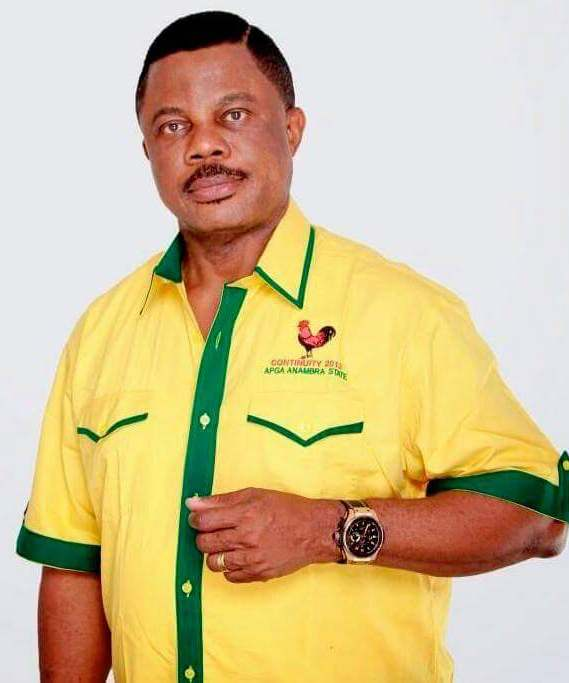 """Obiano Debunks Rumour Of Decamping To APC...Says """"I Wont Leave APGA For Any Party"""" 2"""