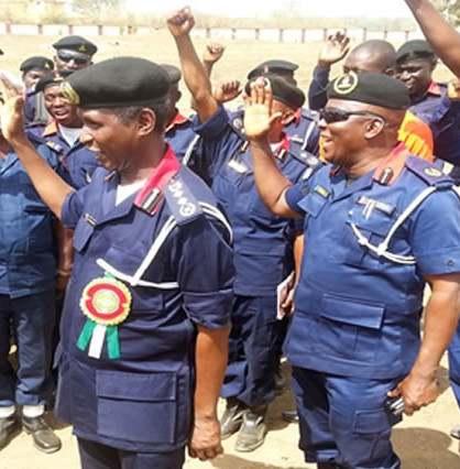 White Flag! 40 Boko Haram Terrorists To Surrender To NSCDC   KOKO TV