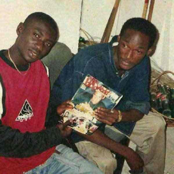 2 Face Idibia And Black From Teenage Friends To Mortal Enemies