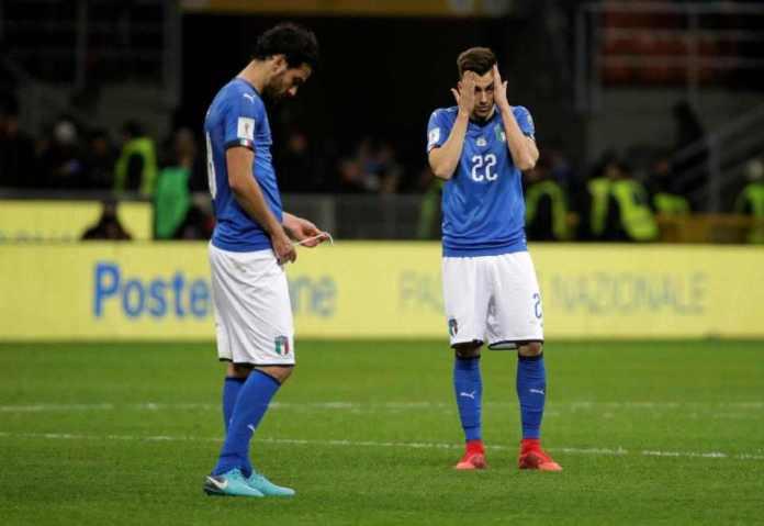 Buffon, Barzagliand de Rossi Announces Retirement, As Italy Fail To Reach World Cup 3
