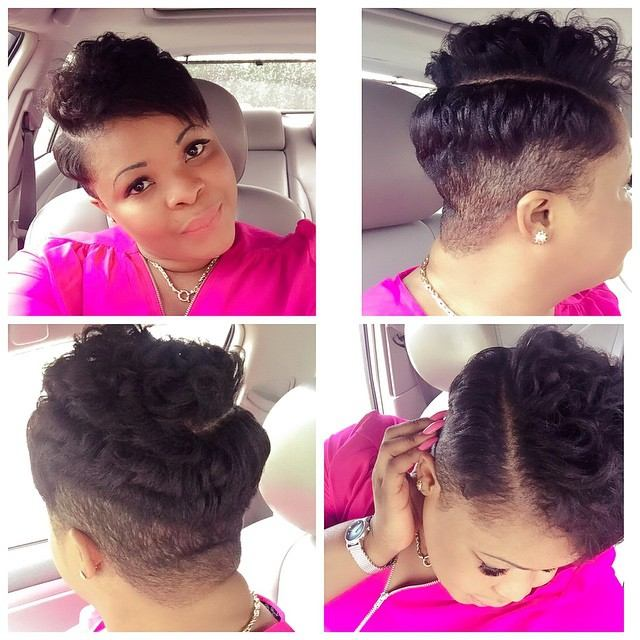 Anita Baker Hairstyle 5 Nigerian Female Celebrities Who Have Rocked
