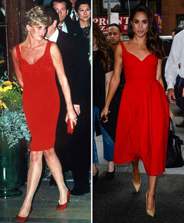 7 Photos That Prove That Meghan Markle Is Not A Far Cry From Princess Diana 3