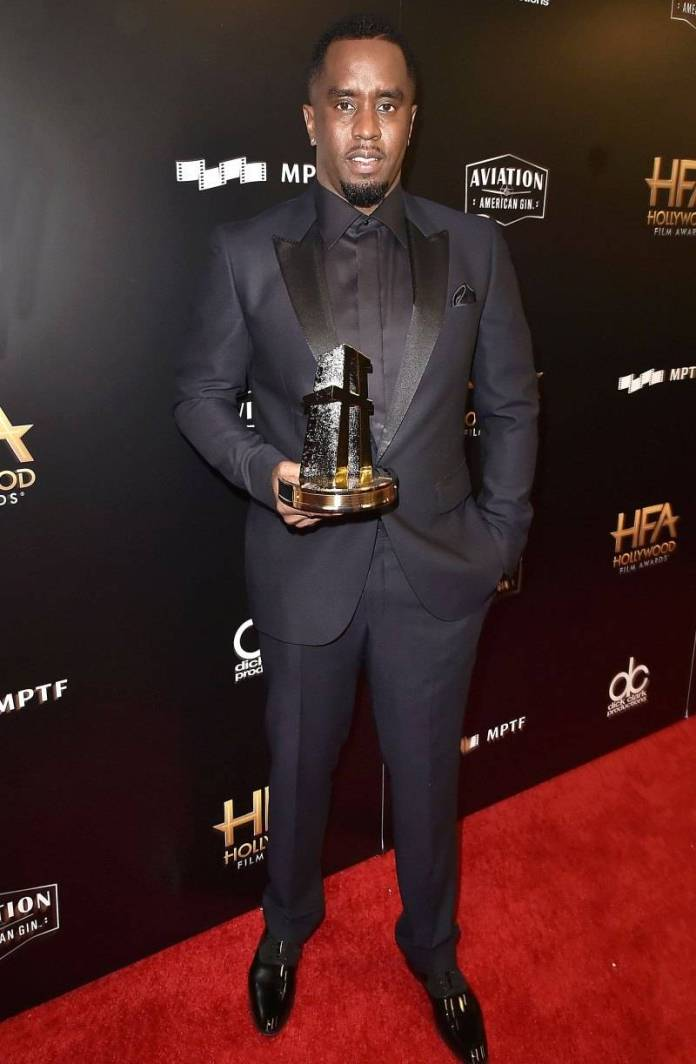 The Insider: Photos From Hollywood Film Awards That Will Leave You Breathless 9