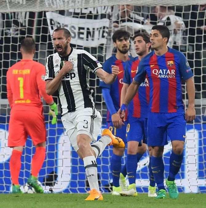 Juventus - Barcelona UEFA Şampiyonlar Ligi maç sonucu ...   Juventus- Barcelona