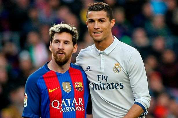 Cristiano Ronaldo Reveals The Key Difference Between Himself And Lionel Messi 1