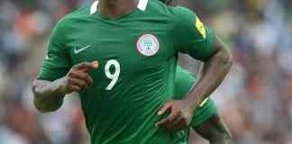 Odion Ighalo for Nigeria