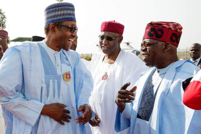 Tinubu Refutes Vice President Role Reports...Supports Osinbajo For Second Term 2