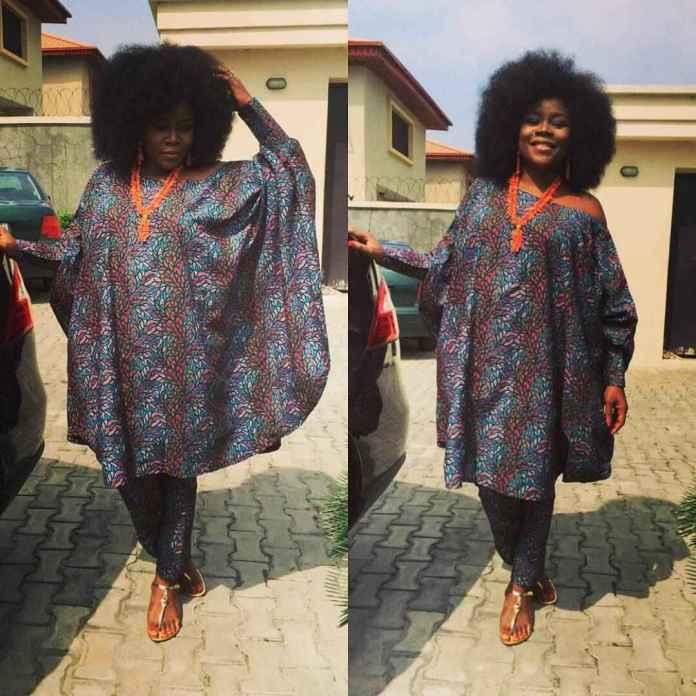 Ankara Style: 7 Times Omawunmi Shows She's An African Prints Slayer 2