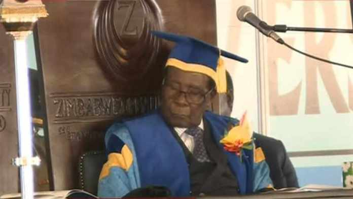 Robert Mugabe's Tractors, Trucks To Be Auctioned To Pay Off Debts 2
