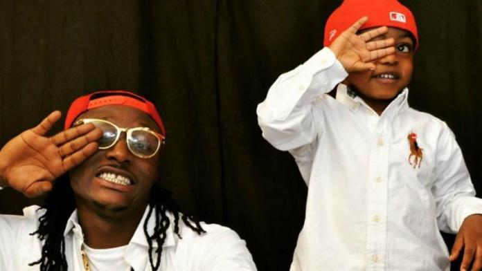 Terry G's Heartwarming Message To Son On His 5th Birthday Speaks Volumes 1