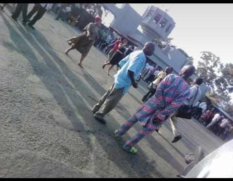 University Of Ibadan Goes On Indefinite Strike...School Gates On Lockdown 1