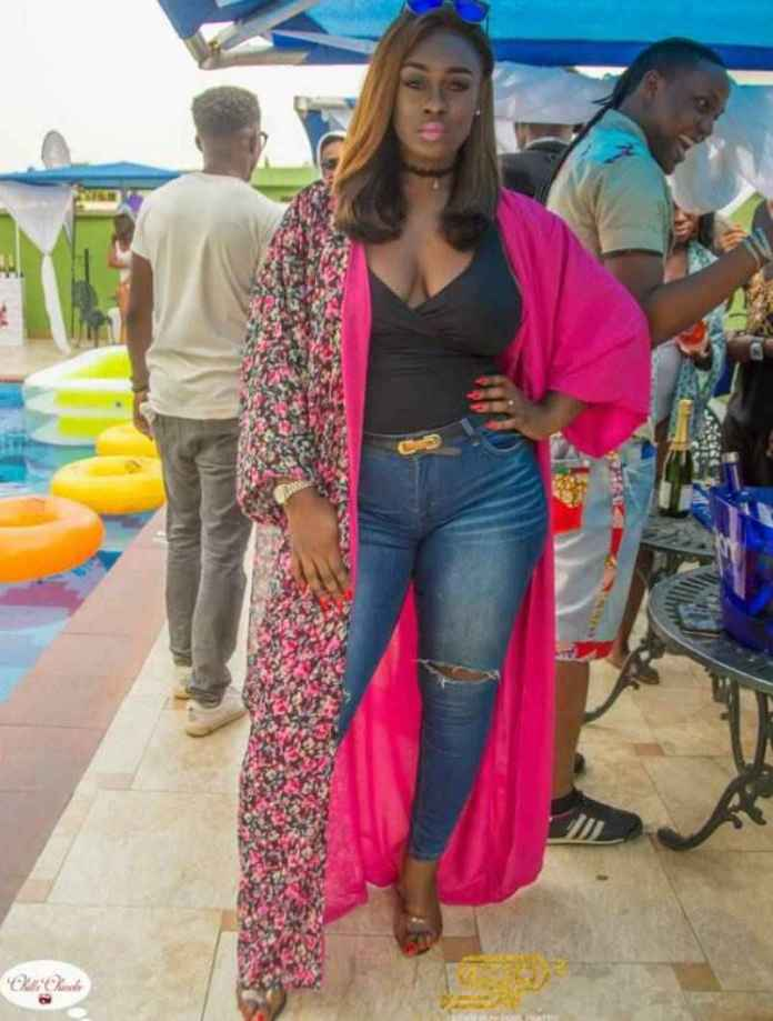 Here's What Went Down At Marvis' Pool Party In Lagos 2