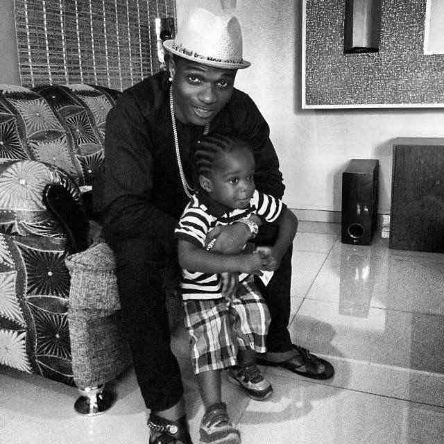 'I Love All My Kids Equally'- Wizkid Cries Out 2