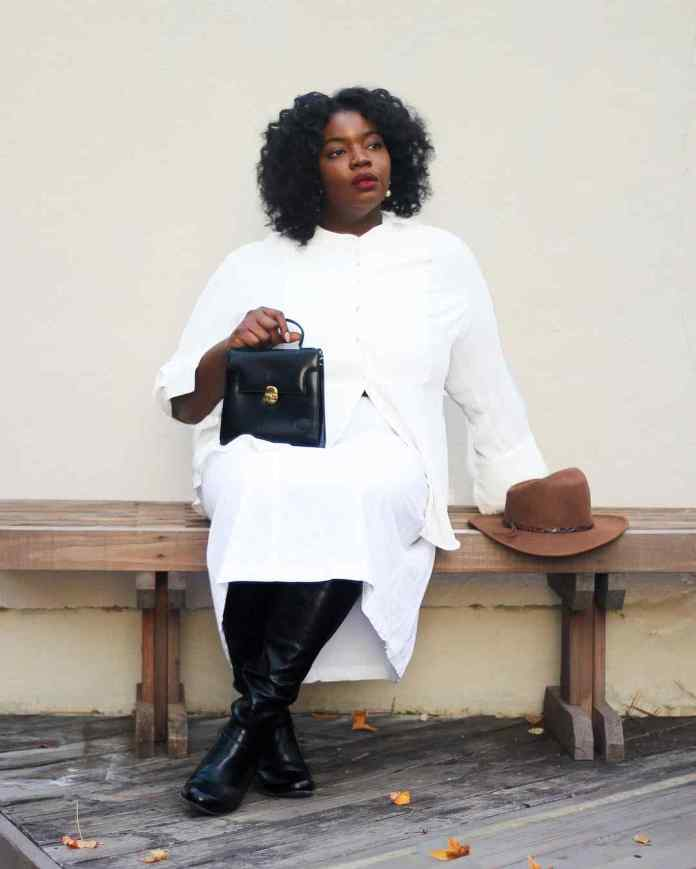 KOKOnista Of The Day: Valerie Eguavon Fabulously Leads The Curvy Life 3