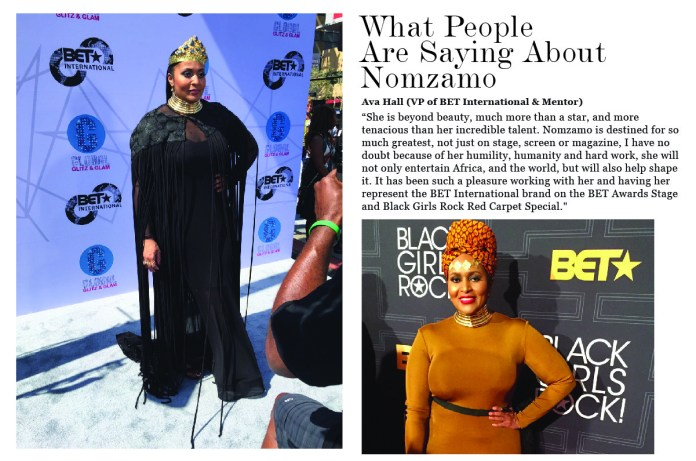 We Are The Groundbreakers! South African Actress Nomzamo Mbatha Talks Rihanna, Being UNHCR Ambassador And A Bright Future For Africans...As She Covers The KOKO Magazine 17