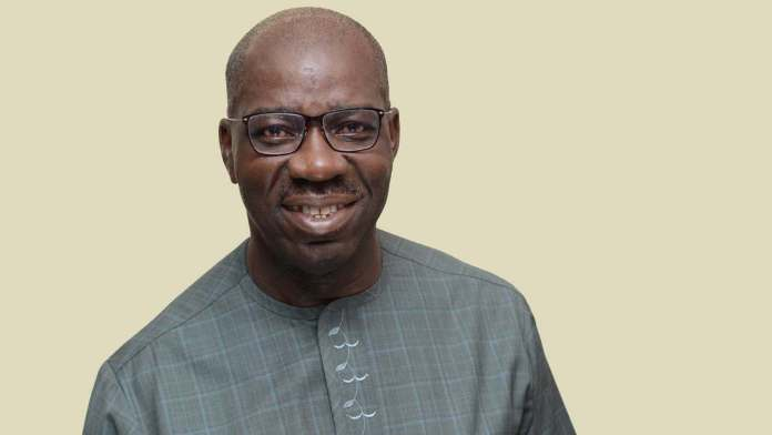 Obaseki Denies Knowledge Of Oshiomole's Visit To Edo State And His Attack