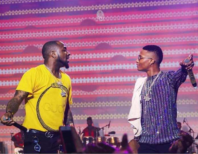 Davido Crowns Himself And Wizkid Greatest Of All Time