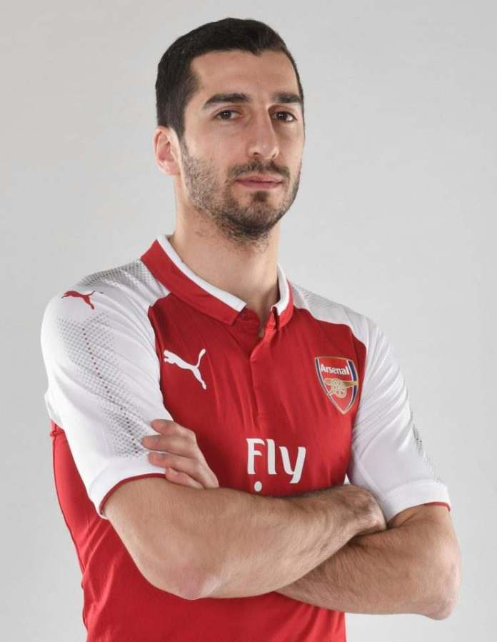 I Did Not Suit Premier League Football - Henrikh Mkhitaryan Reveals Why He Left Arsenal For Roma 1