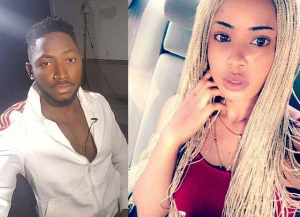 #BBNaija: Read What Miracle Just Said About His Relationship With Nina 2