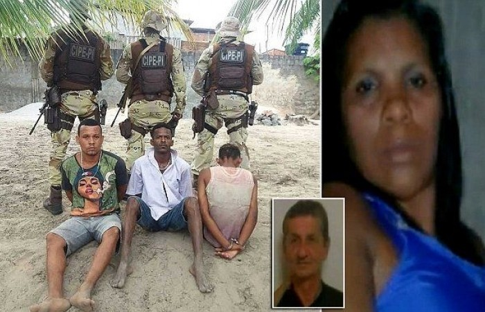 Shocking Woman Eaten Alive By Cannibal Gang Who Ate Her Ovaries And Fallopian Tubes -1387