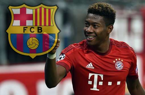 David Alaba: Nigerian Coaches Wanted Me To Pay Bribe To Play For Golden Eaglets 2