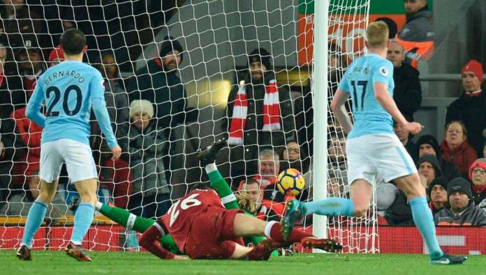 Liverpool 4 Manchester City 3: Reds End Pep Guardiola's City 22-game Unbeaten RunIn Thrilling Encounter At Anfield 4