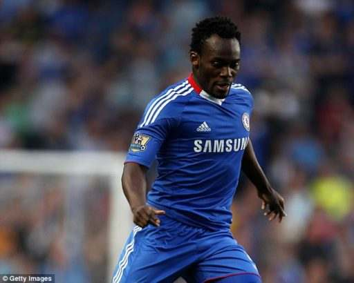 You Should See This Statue Of Chelsea Star, Michael Essien In Ghana 2