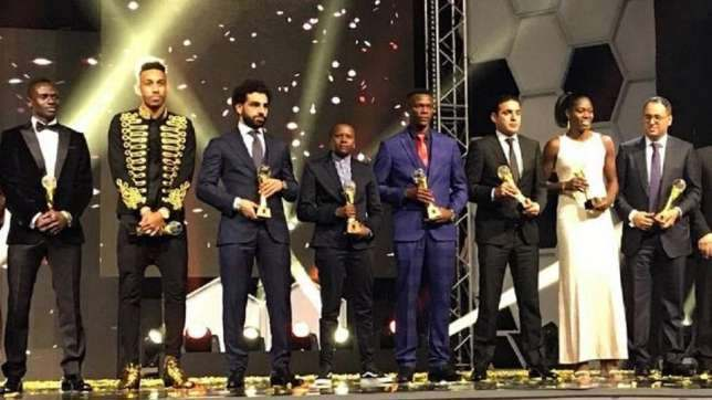 Liverpool Footballer Mohamed Salah Beats Sadio Mane and Pierre-Emerick Aubameyang To Win 2017 African Player of the Year 2