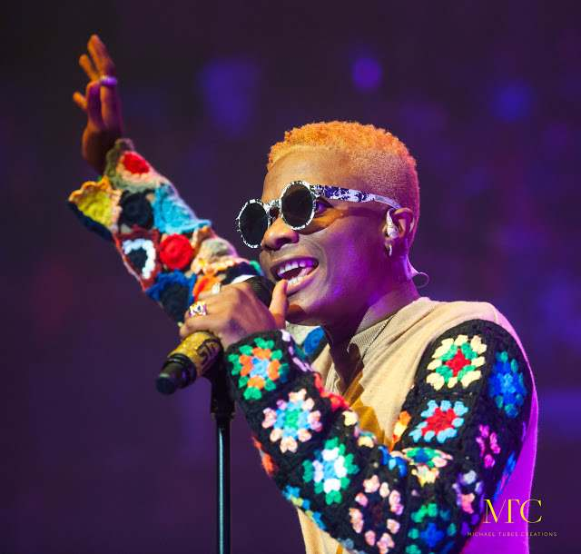 5 Biggest Nigerian Artists of The Year 2018 3