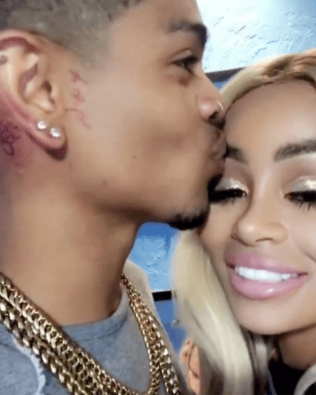 Blac Chyna Sex Tape Leak Who Is In The Revenge Porn Video -3462