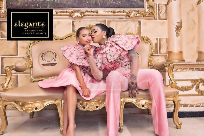 "Lookbook: Elegante by Tiannahstyling Tightens Mother-Daughter Bond With New Collection ""Mummy & Me"" 1"