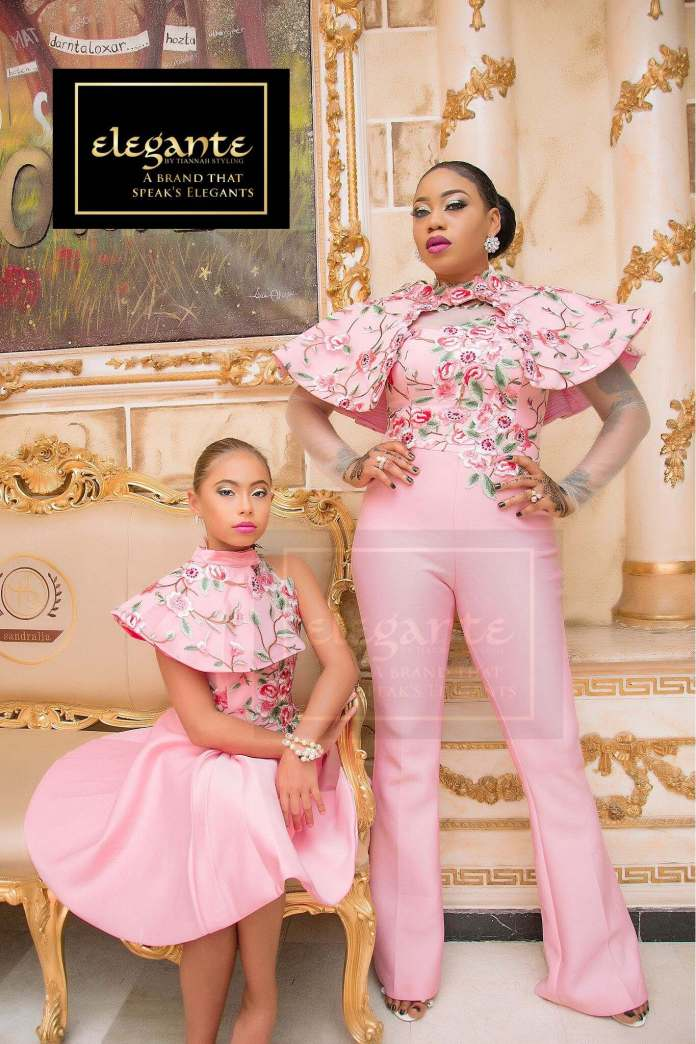 "Lookbook: Elegante by Tiannahstyling Tightens Mother-Daughter Bond With New Collection ""Mummy & Me"" 5"