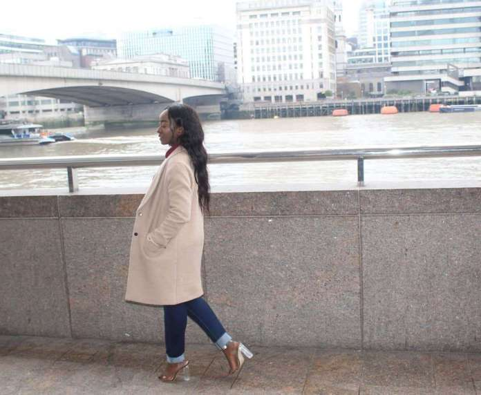 KOKOnista Of The Day: Florence Olufemi's Style Speaks Fashion In Winter 5