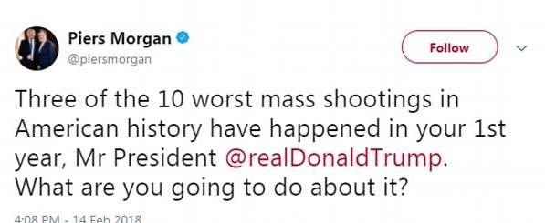 Kim Kardashian Lead Other Celebrities On Twitter Protest Over Florida Shooting 6