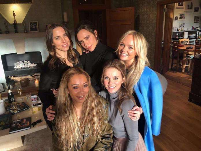 Spice Girls World Tour Cancelled Following Geri Horner And Mel B Sex Scandal 1