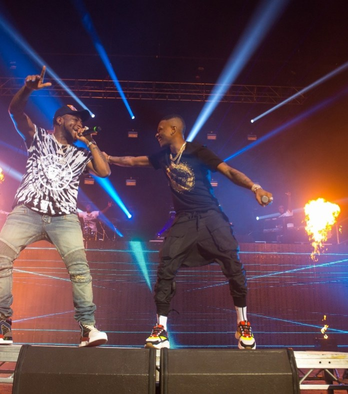 """""""Okada Stop Me Here""""...This Is What Davido Has Got To Say About Wizkid Assaulting His Babymama 1"""