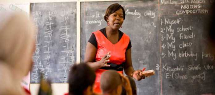 Anambra State Government Is Set To Sack All Teachers Who Cannot Recite The Current Administration's Vision Statement 2
