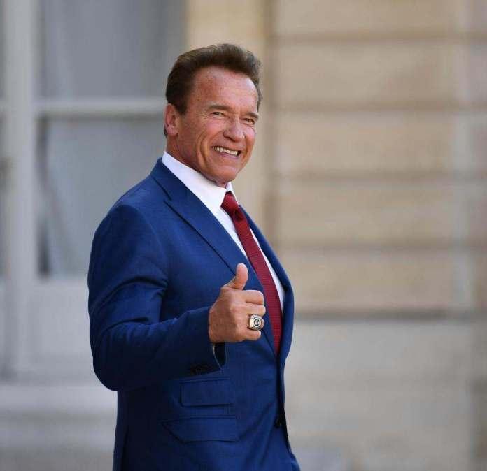 """I'm Back""....Arnold Schwarzenegger Cracks Terminator Jokes After Undergoing Emergency Heart Surgery In California 2"