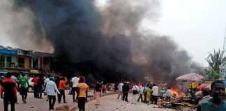 Boko Haram Attack Chibok Again, Sets Houses Ablaze
