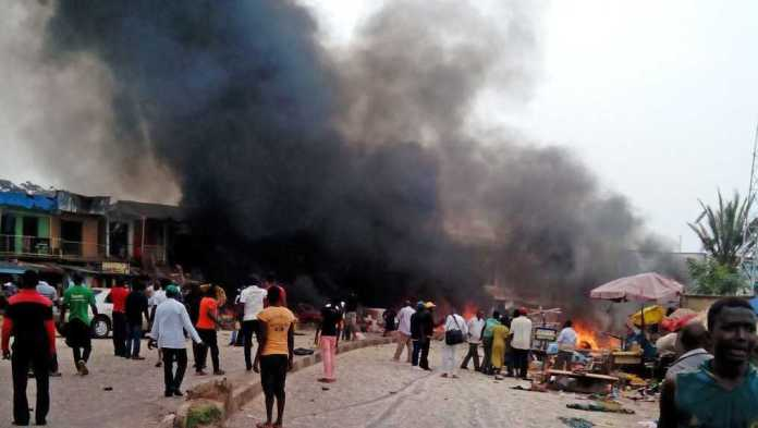 Boko Haram Attack Chibok Again, Sets Houses Ablaze