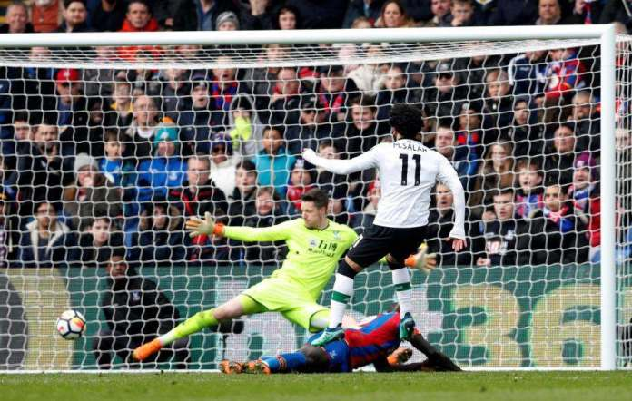 Crystal Palace 1 Liverpool 2: Mohamed Salah Earns Red Victory As He Equals Cristiano Ronaldo And Robin van Persie Record 2