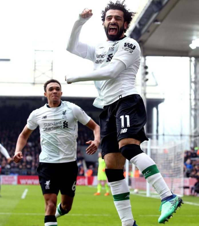 Crystal Palace 1 Liverpool 2: Mohamed Salah Earns Red Victory As He Equals Cristiano Ronaldo And Robin van Persie Record 5