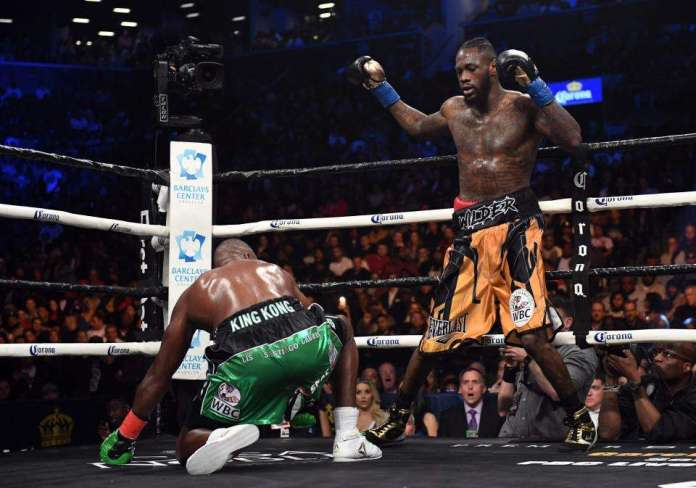 Deontay Wilder Will Only Fight Anthony Joshua On One Condition 2