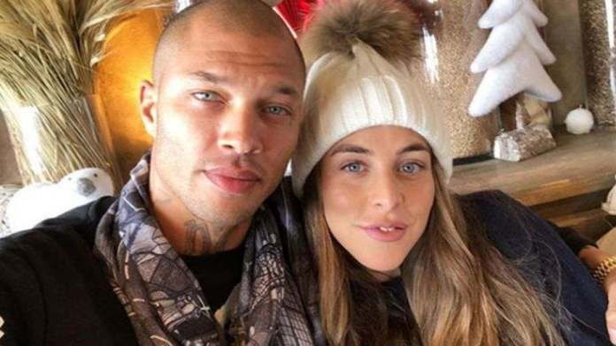 Celebrity Love: Hot Felon, Jeremy Meeks Is Expecting A Baby With His Girlfriend Chloe Green 2