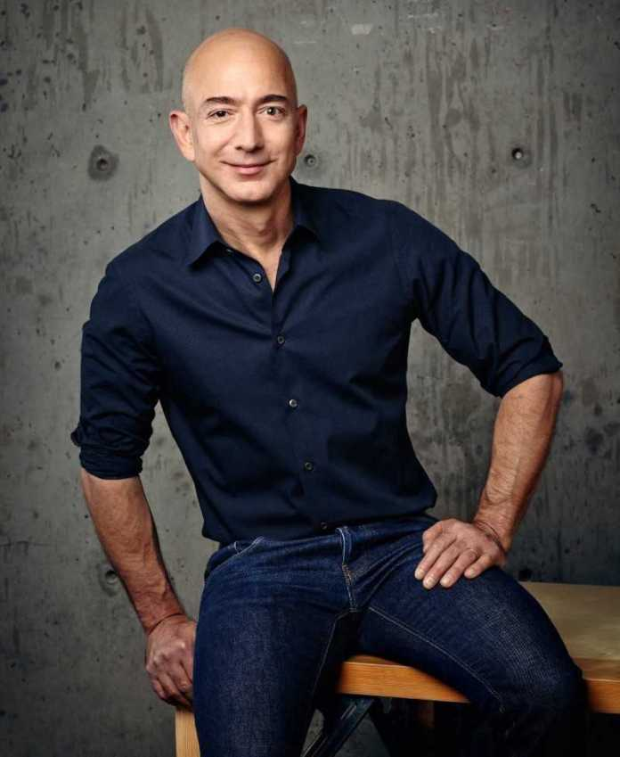 Jeff Bezos To Fly To Space Next Month