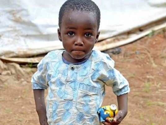 KOKO Junior: Oluwatobiloba Michael Falana Is Still Stealing Hearts With His Charming Pose 1