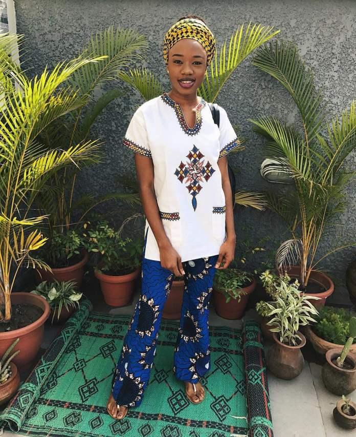 KOKOnista Of The Day: Sola Fagbemi Redefines Ankara Fashion Flawlessly 2